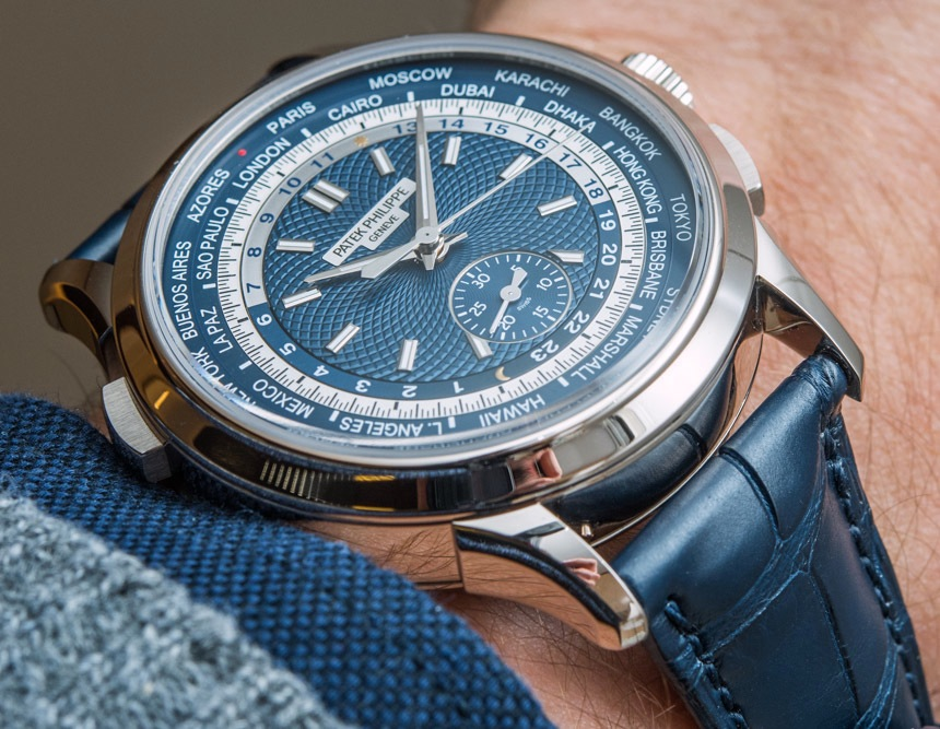 Patek Philippe Complicated Watches World Time Chronograph