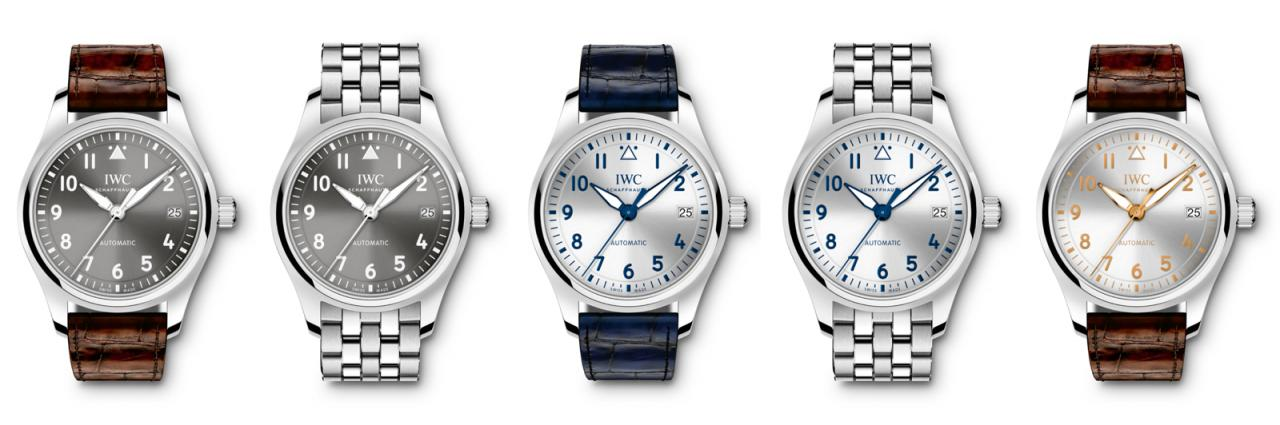IWC 2016 Pilot Watch Automatic 36