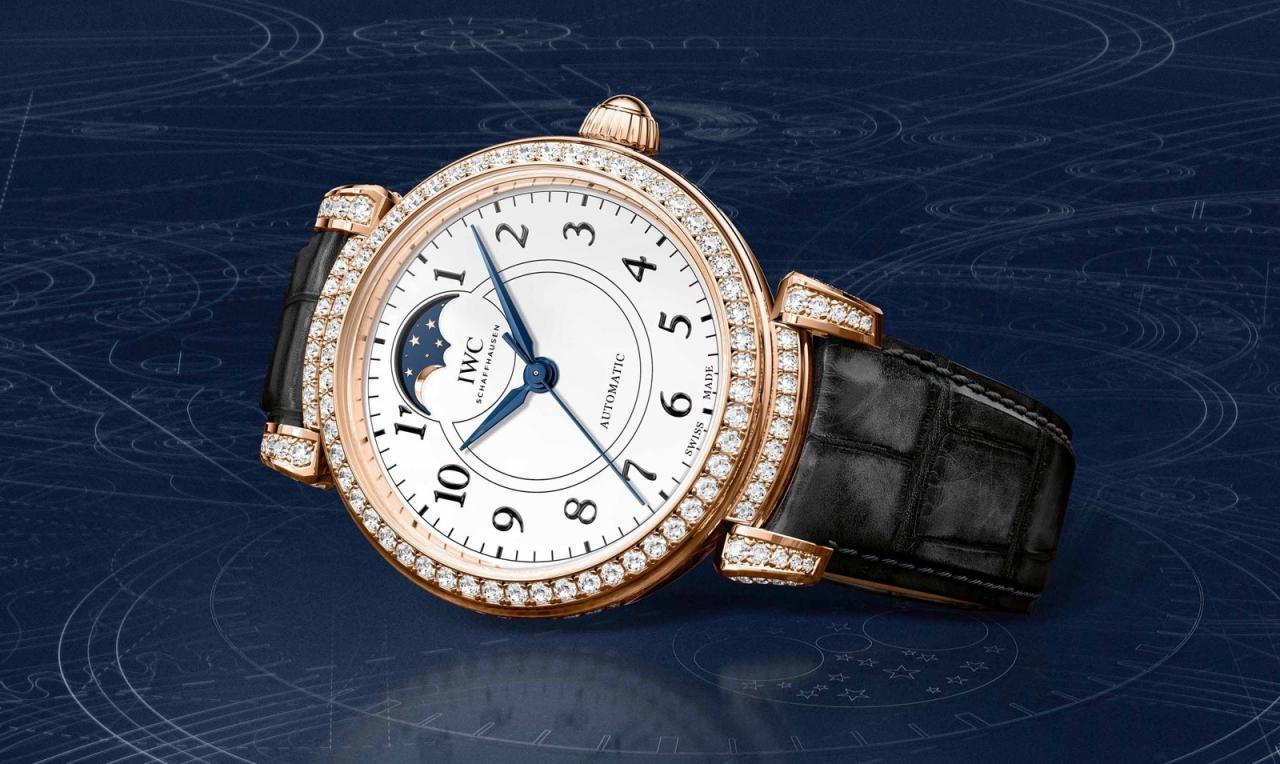 IWC Da Vinci Automatic Moon Phase 150 Years Coleccion Jubilee SIHH 2018