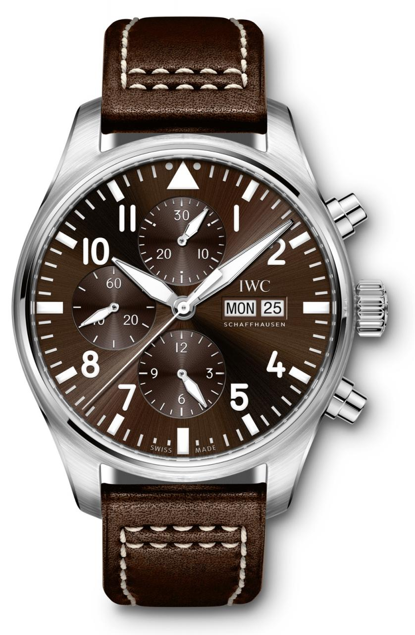 IWC Pilot Watch Chronograph Saint-Exupery 2017