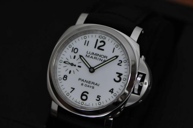 Panerai Luminor Marina PAM 563 8 Days Acciaio Replicas Relojes